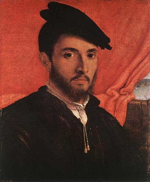 Portrait of a Young Man c1526